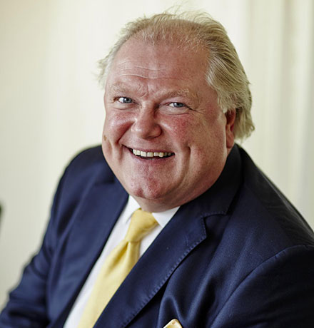 Lord Digby Jones